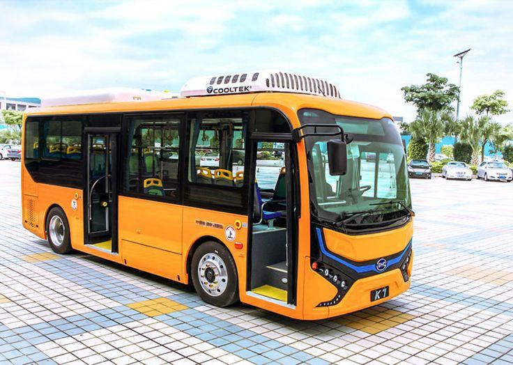 Bus électriques : le chinois BYD investit, Bolloré réduit ses ambitions