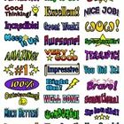 Here are 30 different positive comment stickers to use on your students' papers. All you have to do is print them on labels and you are set to go!...