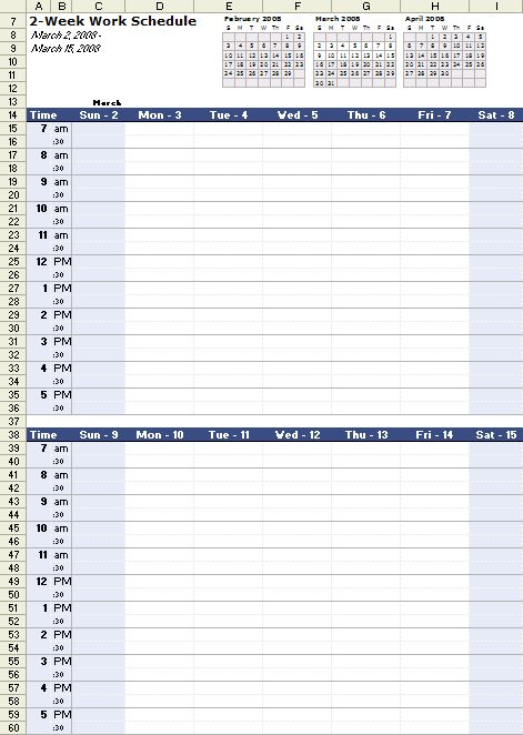 Best 25+ Schedule templates ideas on Pinterest Cleaning schedule - microsoft templates timesheet