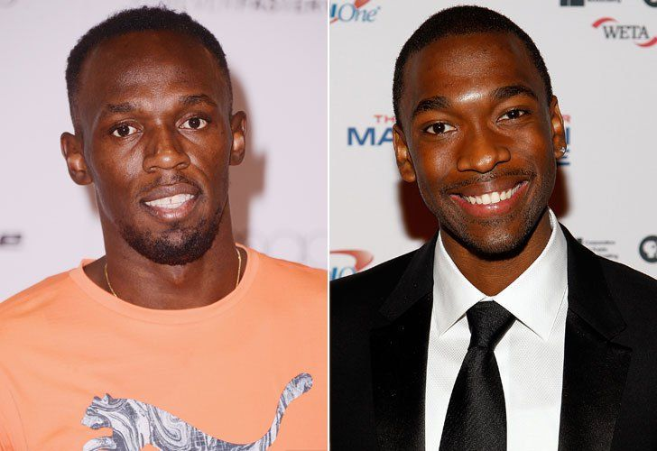 Pin for Later: 14 Actors We'd Cast to Play These Olympic Athletes in the Movie of Their Lives Usain Bolt Played by Jay Pharoah