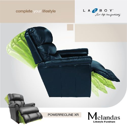The PowerRecline XR gives you customized movement for ultimate seating comfort. An easy-to-use remote lets you raise and lower the back and leg-rest independently. #melandas #melandasindonesia #sofa #recliner #reclining #sofabed #decoration #interior #designinterior #instaphoto #igers #instagood #like #follow #tagsforlikes #comfortable #furniture #tbt #photooftheday #followme #like4like #follow4follow #instamood #bestoftheday