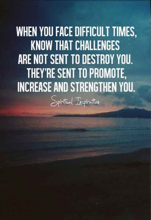 Quotes About Challenges Glamorous 31 Best Inspirational Quotes Images On Pinterest  Thoughts The . Review