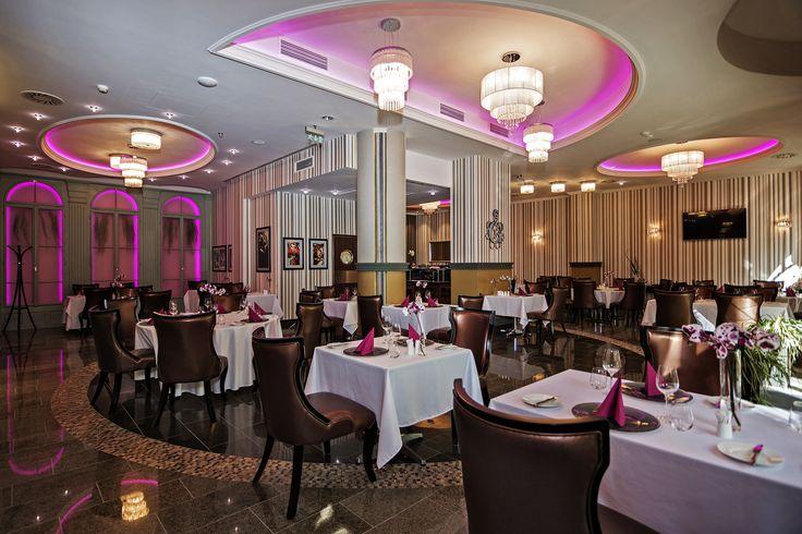 Grand Hotel Glorius Makó - hotel restaurant http://glorius.hu
