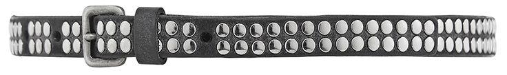 11182 narrow belt, 1,5 cm, old silver.