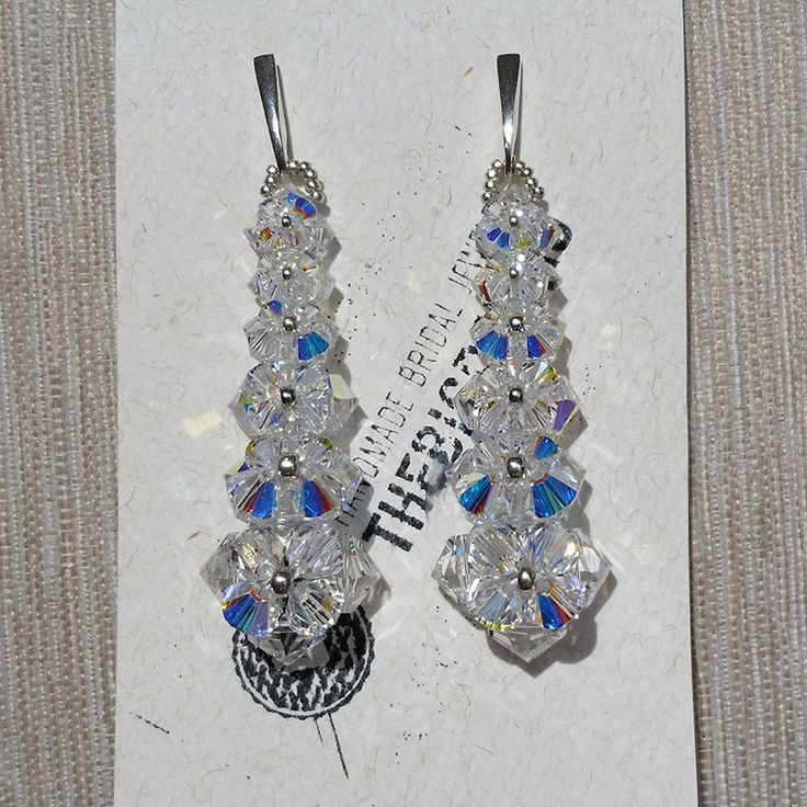 The Big Day | #1-0027 Colier Swarovski Princess  http://thebigday.ro/  #Swarovski #swarovskijewelry #jewelry #handmadejewelry #wedding #mireasa #bijuterii #cristale #bijuteriimireasa #nunta