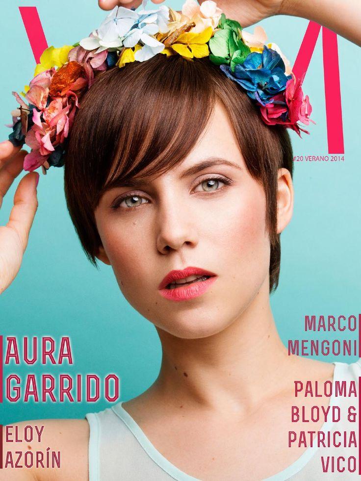 VIM Magazine - Especial Verano #20  Ya está online el especial verano de VIM Magazine con Aura Garrido en portada.