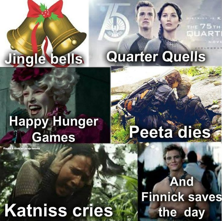 32 best christmas play images on pinterest the hunger games would be better if jingle bells quarter quells happy hunger games prim rose dies katniss cries and peeta saves the day voltagebd Gallery