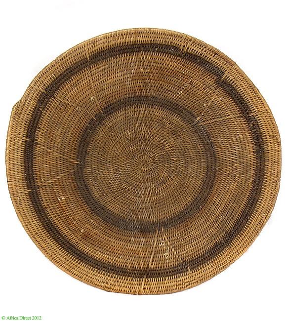 Zambia Basket Weaving : Africa makenge maselo large wedding basket from the