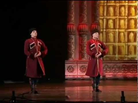 """The Russian National Dance Show """"Kostroma"""" - Great Cossack Dance"""