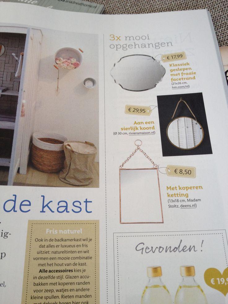 Spiegel Deens 8,50
