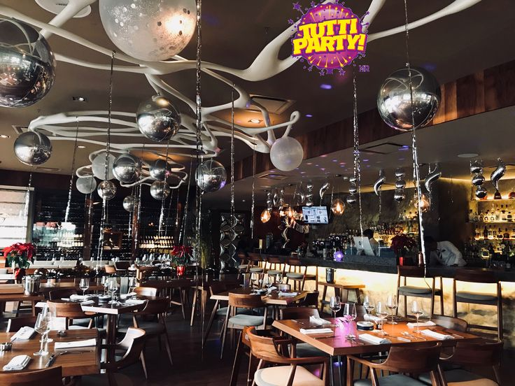 80s Elegant Party Decorations Restaurant Ideas New Year Ventas