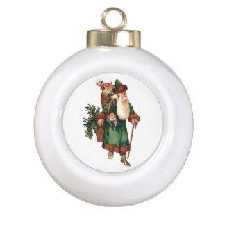 Siôn Corn Christmas Ornament
