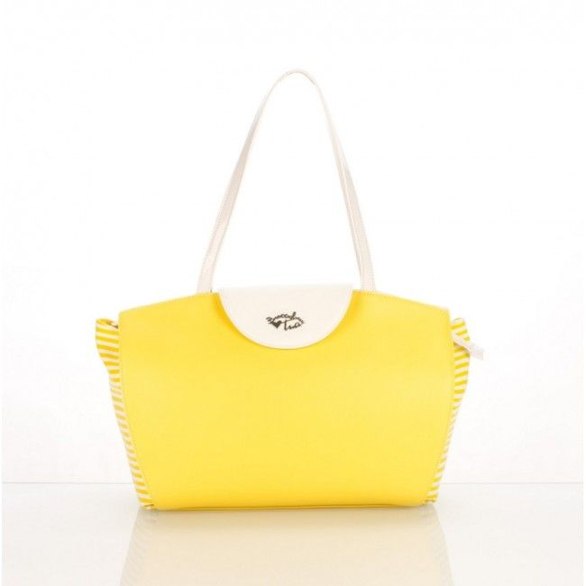 Borsa Braccialini shopping Curvy B10303 - Scalia Group #borse #braccialini #glamour #fashion