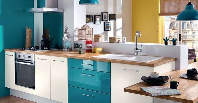 1000 id es sur le th me murs de la cuisine jaune sur pinterest cuisines jaunes cuisines de for Acheter une cuisine