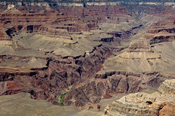 Koop 'Grand Canyon - Arizona (VS)' van Edwin van Amstel voor aan de muur.