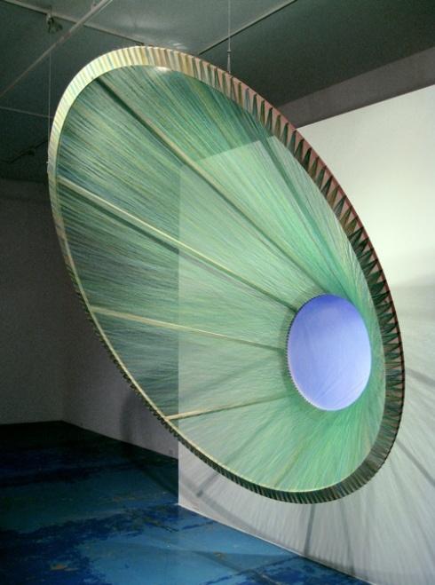 String sculptures: Installation, Thread Sculptures, Inspiration, String Art, Http Www Gabrieldawe Com, String Theory, Eye