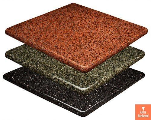 Terrazzo granite collections