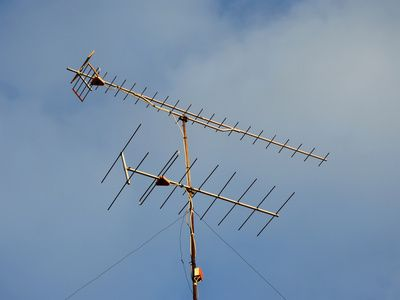 How to Connect Wires to an Outside TV Antenna | eHow UK