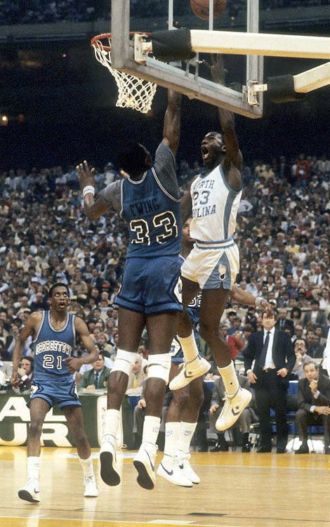 MJ vs Ewing