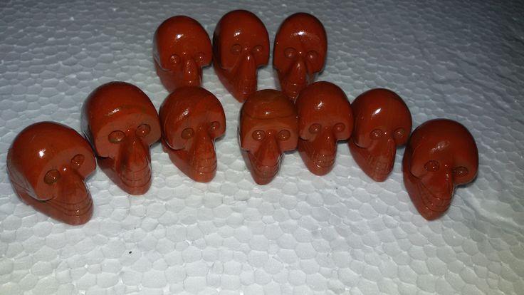 Gemstone Skulls 2