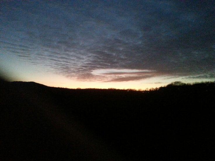 Sunset#Coblenz#walking#wayoffighter#findyourself