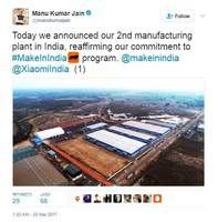 Xiaomi announces 2nd power manufacturing plant in India under #MakeInIndia program Xiaomi is one of the fastest growing Chinese OEMs in terms of popularity in India. Its Redmi Note 4 became…