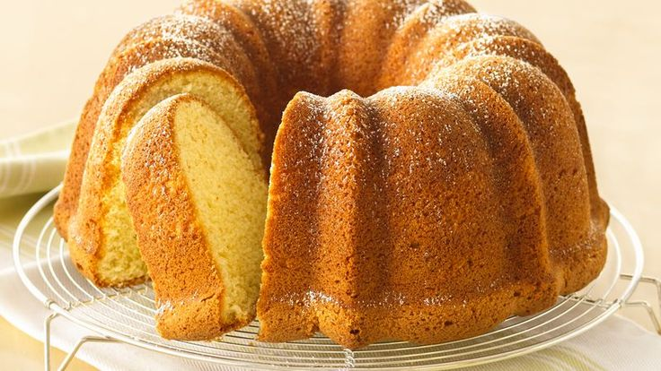 Pound for pound, this is one of the moistest Bisquick® mix pound cakes ever!