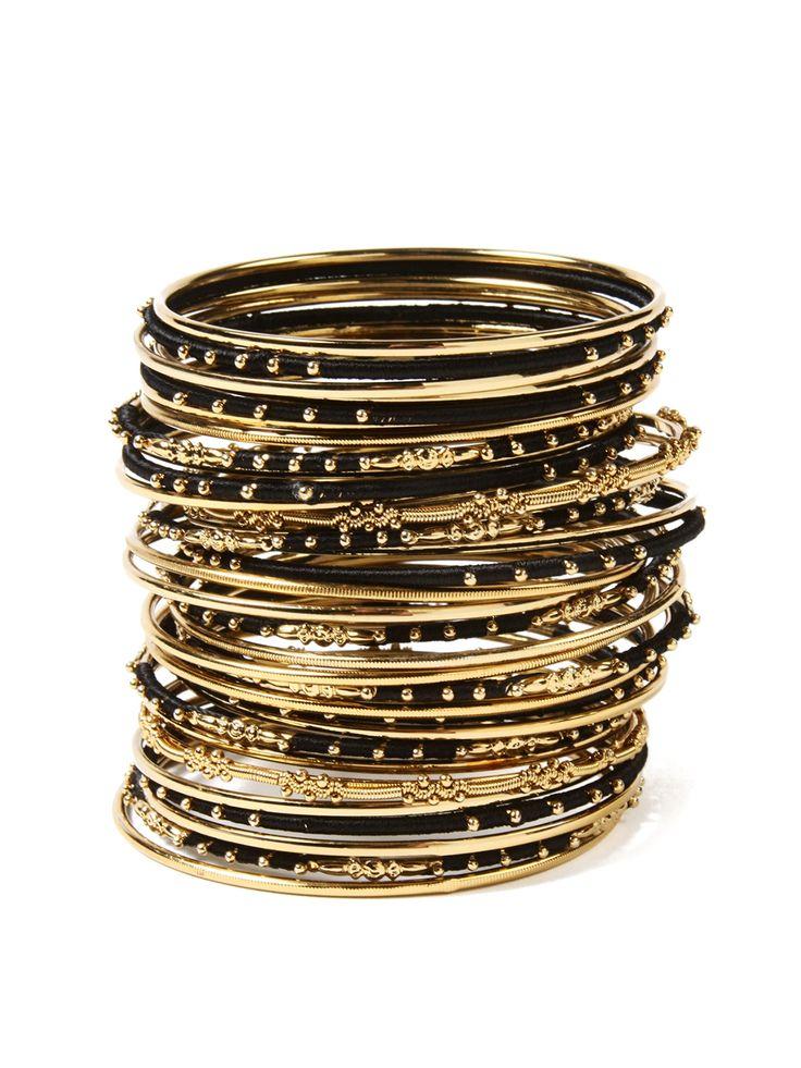 Amrita Singh Marakesh Bangle Bracelet Set