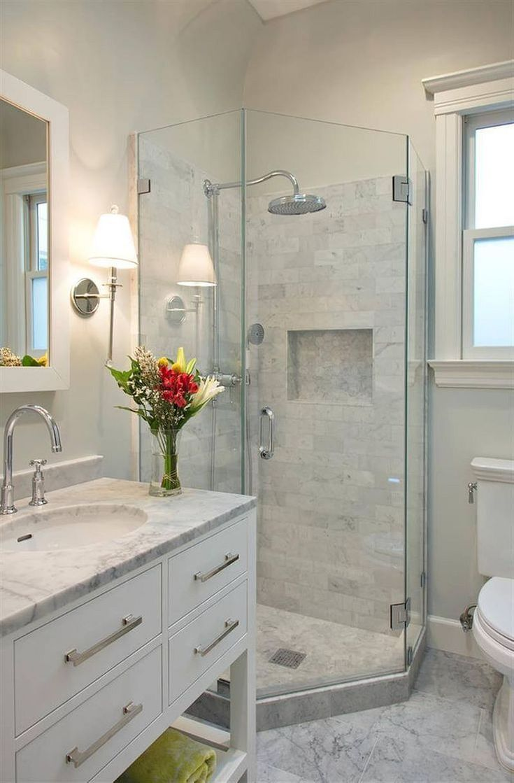 Luxury Hall Bathroom Remodel