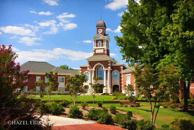 University Of Alabama Founded >> Another top college choice, Lee University in Cleveland, Tennessee.   College!   Pinterest ...
