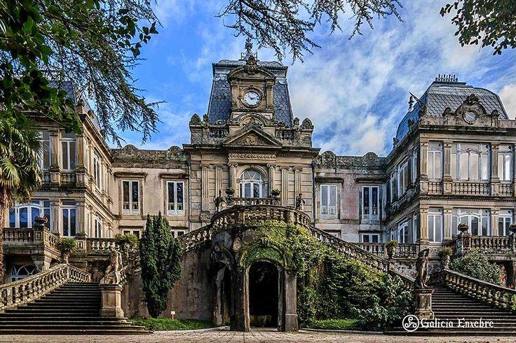 Pazo de Lourizán. Pontevedra - Hotelgranproa.com