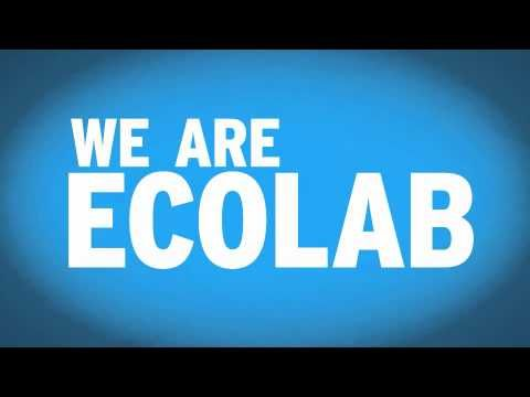 A quick overview of what we are about. #Ecolab #career