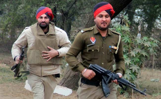 The role of a senior Punjab policeman is being investigated, as operations against terrorists who attacked an air force base in Pathankot continued well into a third day.