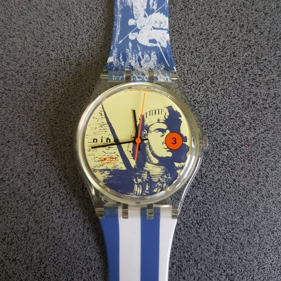 Swatch Amneris GK132 1991 Spring Summer Collection Standard Gents 34mm   Tags : swatch watches women, vintage swatch watches, 80's swatch watches, swatch watches silver, swatch watches 2016, mens swatch watches, swatch watches irony, swatch watches chrono, swatch watches automatic, black swatch watches, swatch watches scuba, swatch watches classic, swatch watches for men, swatch watches retro, swatch watches orange,