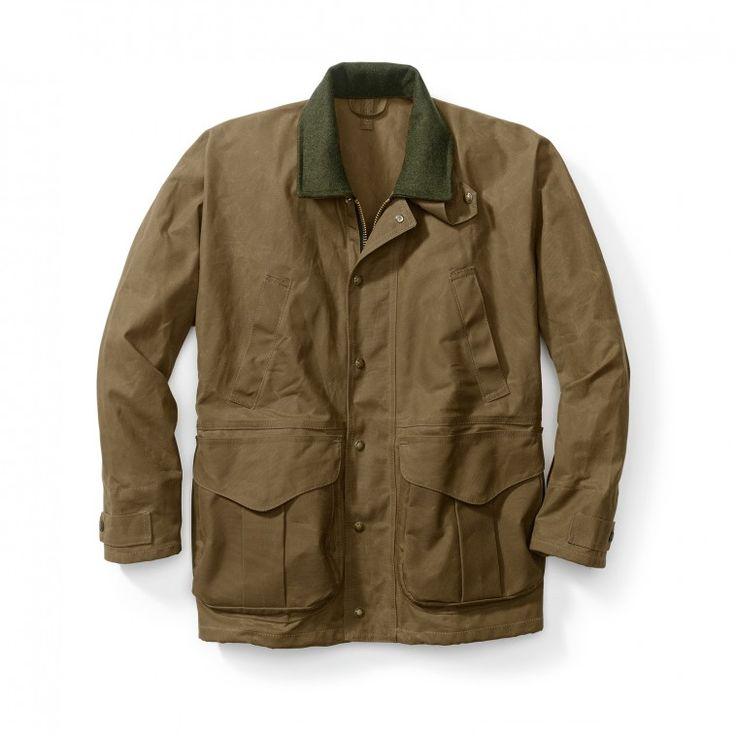Tin Cloth Field Jacket - Dark Tan - M