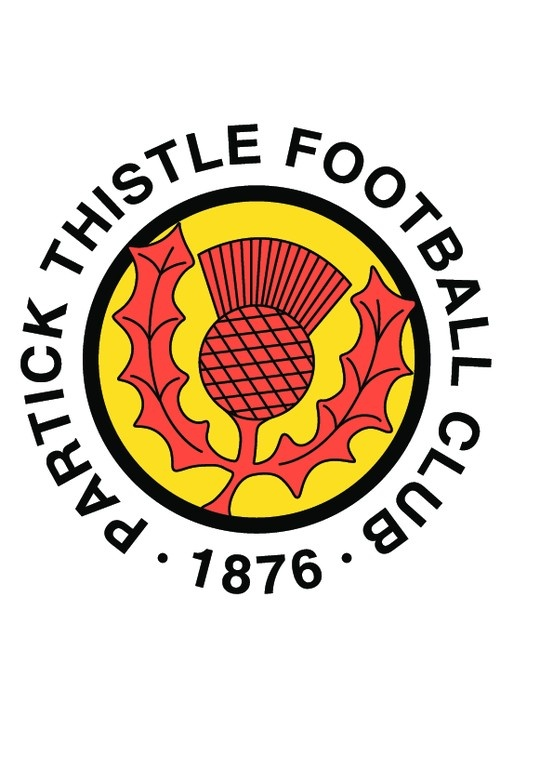 Partick Thistle FC old badge