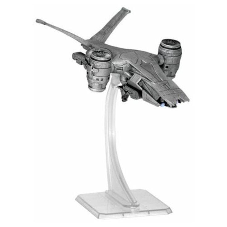 Terminator 2 Hunter Killer Aerial Cinemachines Die-Cast Metal Vehicle
