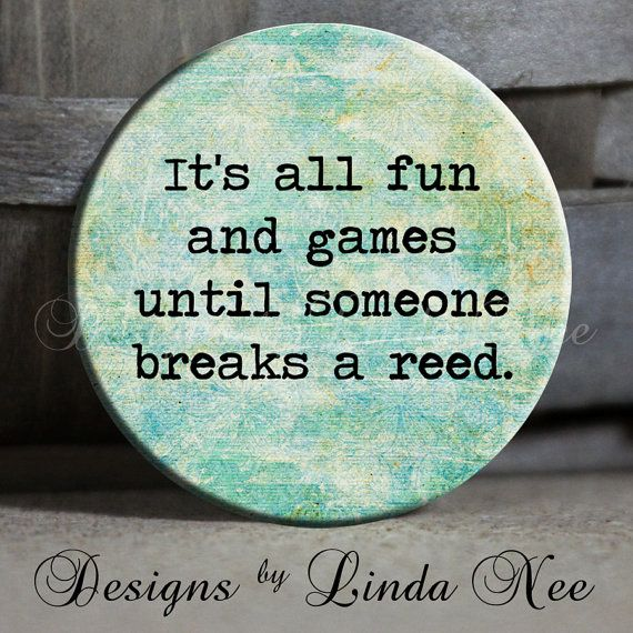 It's all fun and games until someone by DesignsbyLindaNeeToo, $1.50
