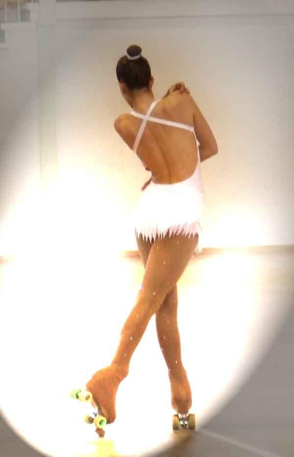 Ballet sobre ruedas <3