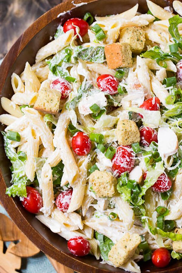 Whether you're packing for a picnic or whipping up a side dish for your backyard BBQ, make sure to have one of these 13 pasta salads on the menu.