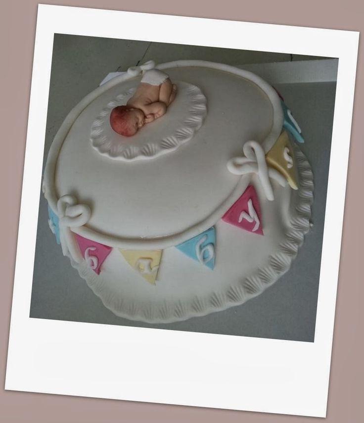 Bakeland - kakkuhullun elämää: Kakkuja vauvakutsuille