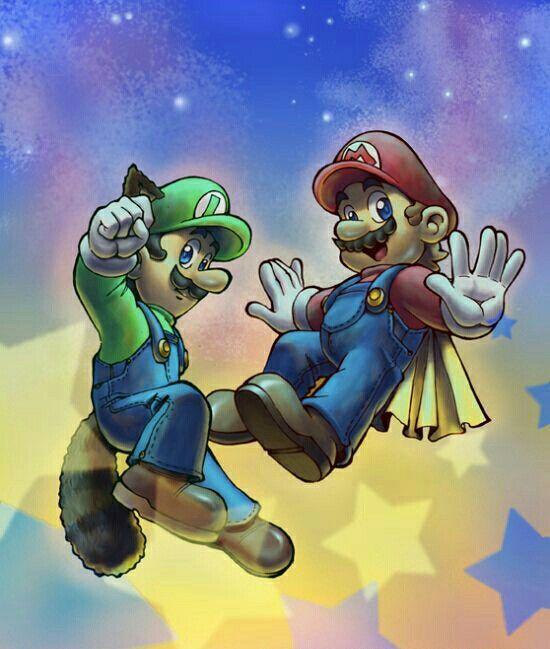 ~Mario~ ~Luigi~