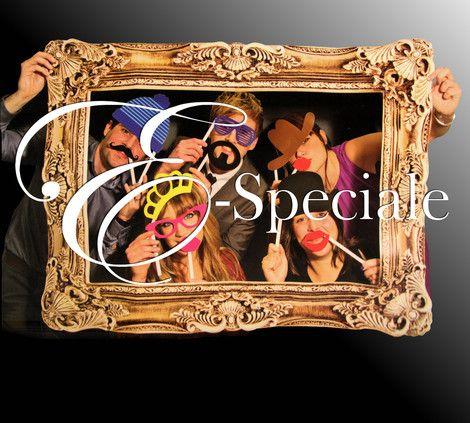 Accessori Photo Booth con Cornice - Prodotti per Addobbi per Feste - Photo Booth - accessori e gadget per matrimoni e feste - E-speciale