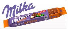 Les délicieux Lila Pause Milka à la Praline sont de retour sur www.generation-souvenirs.com