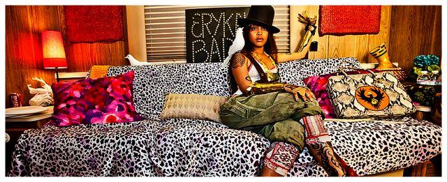Erykah Badu's Classic Albums & Mixtape Now on Vinyl!