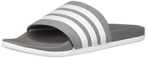 quality design 7649a b0e5c adidas Mens Adilette Comfort Slide Sandal