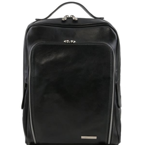 Bangkok - Tuscany Leather - Leather laptop backpack - Bags For Business