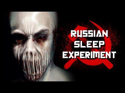 The Russian Sleep Experiment [Creepypasta Reading ...