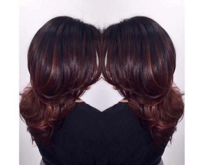 Modne fryzury dla średniej długości włosów.Przeglądamy najgorętsze trendy we fryzurach damskich 2016.
