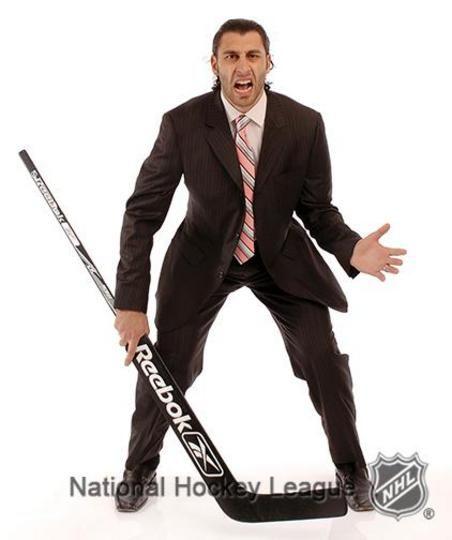 Vancouver Canucks - Roberto Luongo